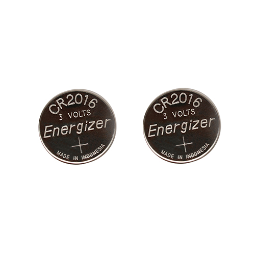 Streamlight Cuffmate Coin Cell Batteries -2pk Mfg# 63030