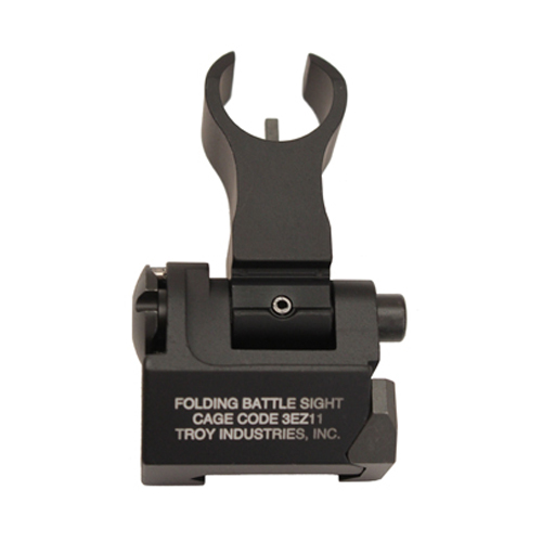 Troy Industries Front Folding HK Style Sight BLK Mfg# SSIG-FBS-FHBT-00
