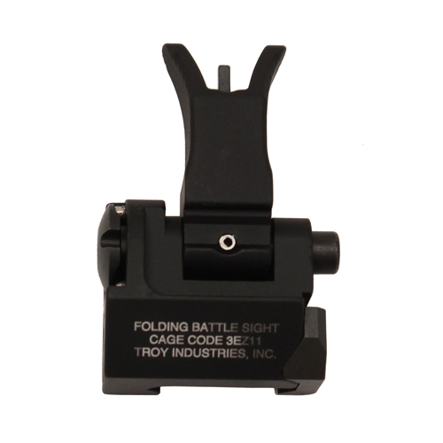 Troy Industries Front Folding M4 Style Sight BLK Mfg# SSIG-FBS-FMBT-00