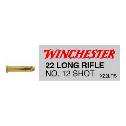 Winchester Ammo SupX 22LR #12-Shot Rimfire /50 Mfg# X22LRS