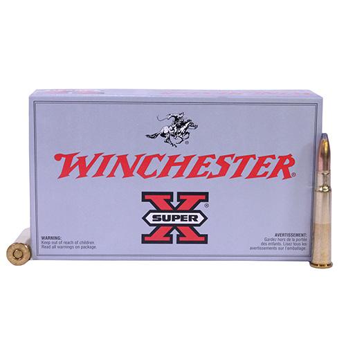 Winchester Ammo SupX 303 British 180gr PowerPoint Mfg# X303B1