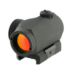 Aimpoint Micro T-1, 2 MOA with standard mount Mfg# 12417