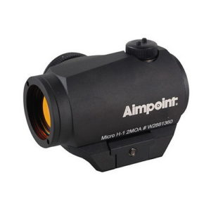 Aimpoint Micro H-1 (2 MOA with standard mount) Mfg# 200018