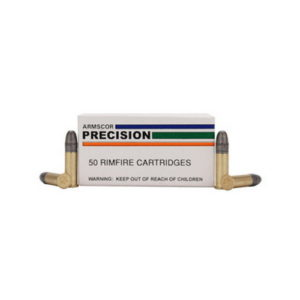 Armscor Precision Inc 22LR SVSP 40gr /50 Mfg# 50012