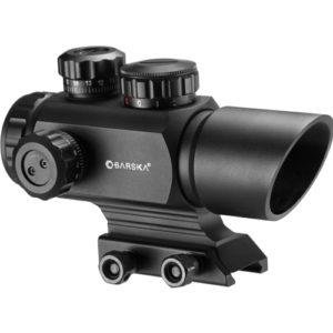Barska Optics 1X35mm ARX Multi Reticle Red Dot Mfg# AC12176