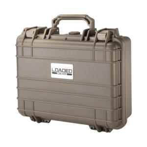 Barska Optics Loaded Gear HD-200 Hard Case, Dark Earth Mfg# BH12174