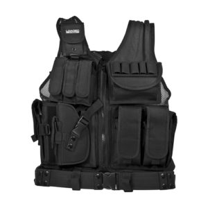 Barska Optics Loaded Gear VX-200 Tactical Vest,LeftHand Mfg# BI12154