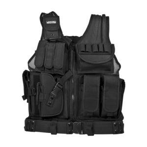 Barska Optics Loaded Gear VX-200 Tactical Vest,LeftHand Mfg# BI12154