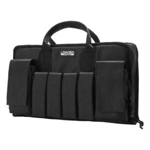 """Barska Optics RX-50 16"""" Tactical Pistol Bag Mfg# BI12262"""
