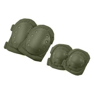 Barska Optics CX-400 Elbow and Knee Pads, Green Mfg# BI12280