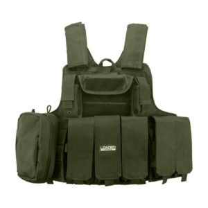 Barska Optics VX-300 Tactical Vest, Green Mfg# BI12286