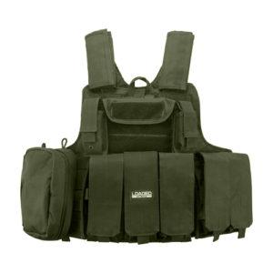 Barska Optics VX-300 Tactical Vest, Green Mfg# BI12286