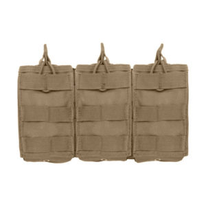 Barska Optics CX-200 Triple Magazine Pouch, Tan Mfg# BI12298