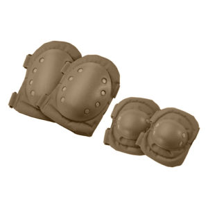 Barska Optics CX-400 Elbow and Knee Pads, Tan Mfg# BI12302