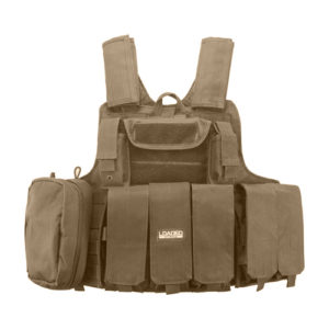 Barska Optics VX-300 Tactical Vest, Tan Mfg# BI12308