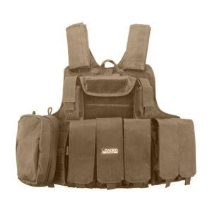 Barska Optics VX-300 Tactical Vest, Tan Mfg# BI12308