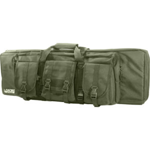 "Barska Optics RX-200 45.5"" Tactical Rifle Bag, Green Mfg# BI12322"