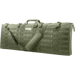 "Barska Optics RX-300 40"" Tactical Rifle Bag, Green Mfg# BI12324"