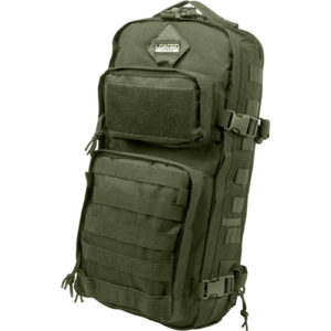Barska Optics GX-300 Tactical Sling Backpack, Green Mfg# BI12326