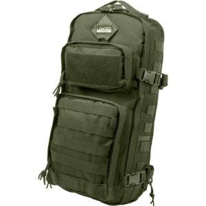 Barska Optics GX-300 Tactical Sling Backpack, Green Mfg# BI12326