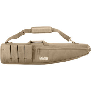 "Barska Optics RX-100 48"" Tactical Rifle Bag, Tan Mfg# BI12334"