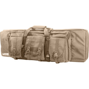 "Barska Optics RX-200 45.5"" Tactical Rifle Bag, Tan Mfg# BI12336"