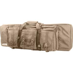 "Barska Optics RX-200 45.5"" Tactical Rifle Bag, Tan Mfg# BI12336"