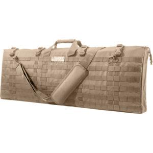 "Barska Optics RX-300 40"" Tactical Rifle Bag, Tan Mfg# BI12338"