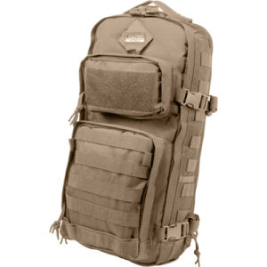 Barska Optics GX-300 Tactical Sling Backpack, Tan Mfg# BI12340