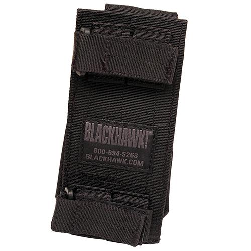 Blackhawk! Buttstock Mag Pch M4 Collapsible Blk Mfg# 52BS17BK