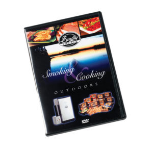 Bradley Technologies Smoking Foods DVD Mfg# BTDVD1