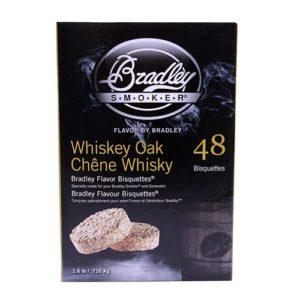 Bradley Technologies Whiskey Oak Spec Ed 48 pack Mfg# BTWOSE48