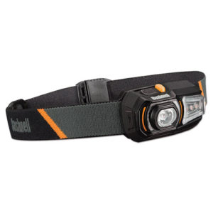 Bushnell Rechrgbl,125 Lumen Rubicon, Gray Headlamp Mfg# 10R125
