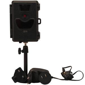 Bushnell 6Mp Wifi Surveillance Cam,NG Blk LED NV Mfg# 119519