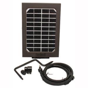 Bushnell Trophy Cam HD Brown, Solar Panel, Clam Mfg# 119656C