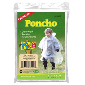 Coghlans Poncho for Kids  Mfg# 242