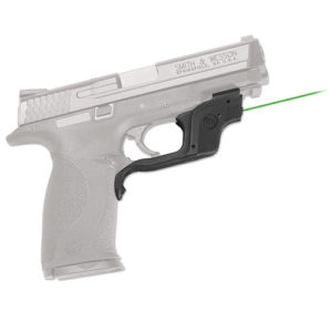 Crimson Trace S&W M&P for Full-Size & Compact-Green Mfg# LG-360G