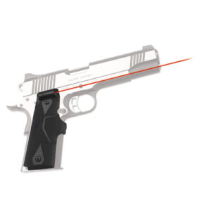 Crimson Trace 1911 Government/Commander Lasergrips Mfg# LG-401-S
