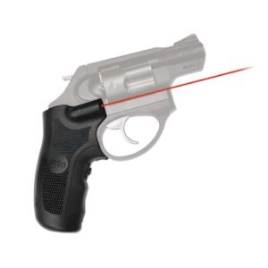 Crimson Trace Red Lasergrip For Ruger LCR/X Mfg# LG-415