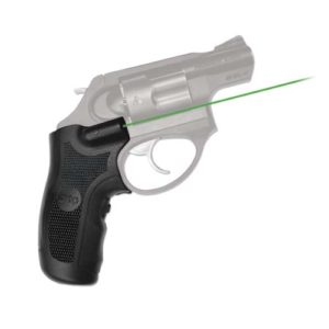 Crimson Trace Green Lasergrip For Ruger LCR/X Mfg# LG-415G