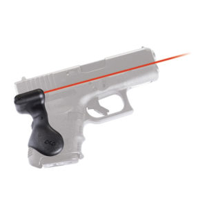 Crimson Trace Glock G-Series-Lasergrips,Rear Activation Mfg# LG-626-S