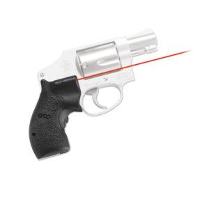 Crimson Trace S&W J Rnd Butt -Poly Grip,Om FA-Lasergrip Mfg# LG-105-S