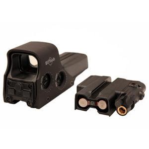 EOTech 512 Wpn Sight. AA bat; 1 MOA dot w/LBC Mfg# 512.LBC