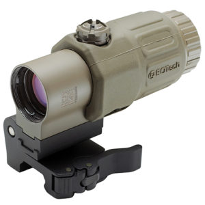 EOTech G33 HHS, 3 Power Magnifier with STS, TAN Mfg# G33.STS TAN