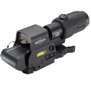 EOTech EXPS3-4 HWS, G33 magnifier and (STS) Mfg# HHS I