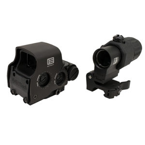 EOTech EXPS2-2 HWS, G33 magnifier and (STS) Mfg# HHS II