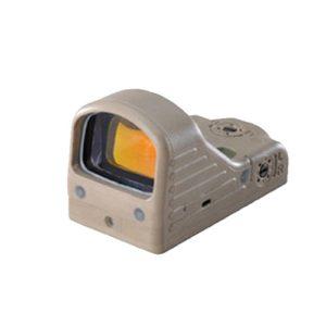 EOTech Mini Red Dot Sight, Tan 3.5 MOA Dot Mfg# MRD-000-A2
