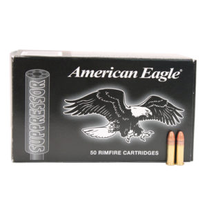 Federal Cartridge 22LR 42gr CopperPlate Subsonic /50 Mfg# AE22SUP1