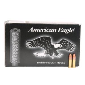 Federal Cartridge 22LR 42gr CopperPlate Subsonic /50 Mfg# AE22SUP1
