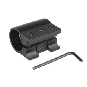 Fenix Flashlights Gun Mount - TK11, TK15, TK21, PD32,Black Mfg# ALG-01